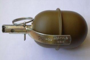 На Закарпатье демобилизованный военный бросил в кафе боевую гранату
