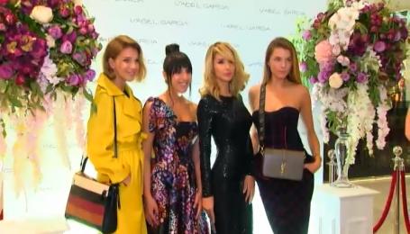 Українські зірки на відкритті нового модного бутику поділились подробицями свого особистого життя
