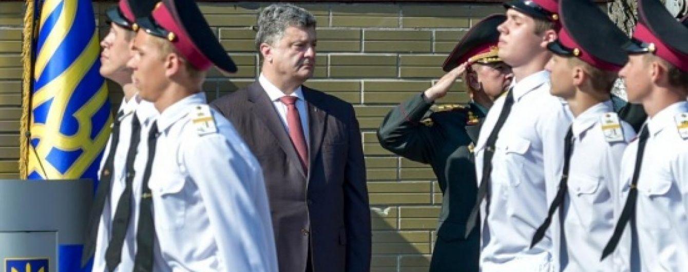 В лицей Ивана Богуна вступили дети героев Небесной Сотни и погибших воинов АТО