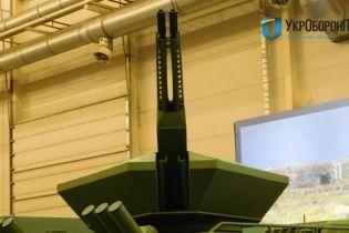 """Новий бойовий модуль від """"Укробронпрому"""": унікальна конструкція та скорострільний кулемет"""