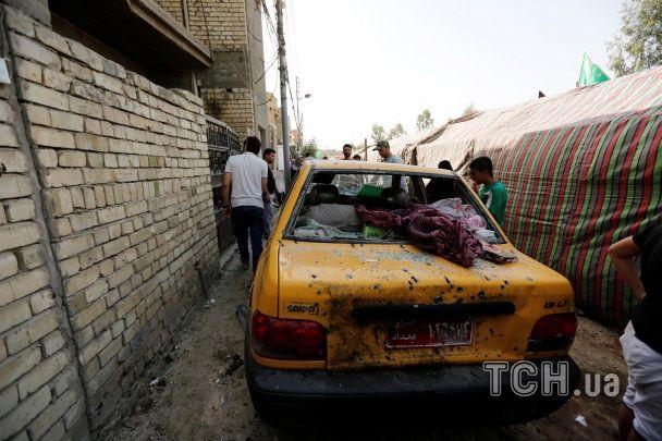 В Багдаде смертник взорвал набитую людьми палатку во время религиозного ритуала