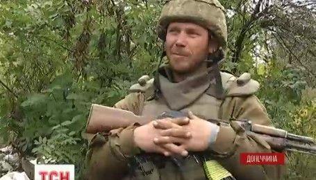 Военные сообщают о появлении на позициях врага украиноязычных боевиков