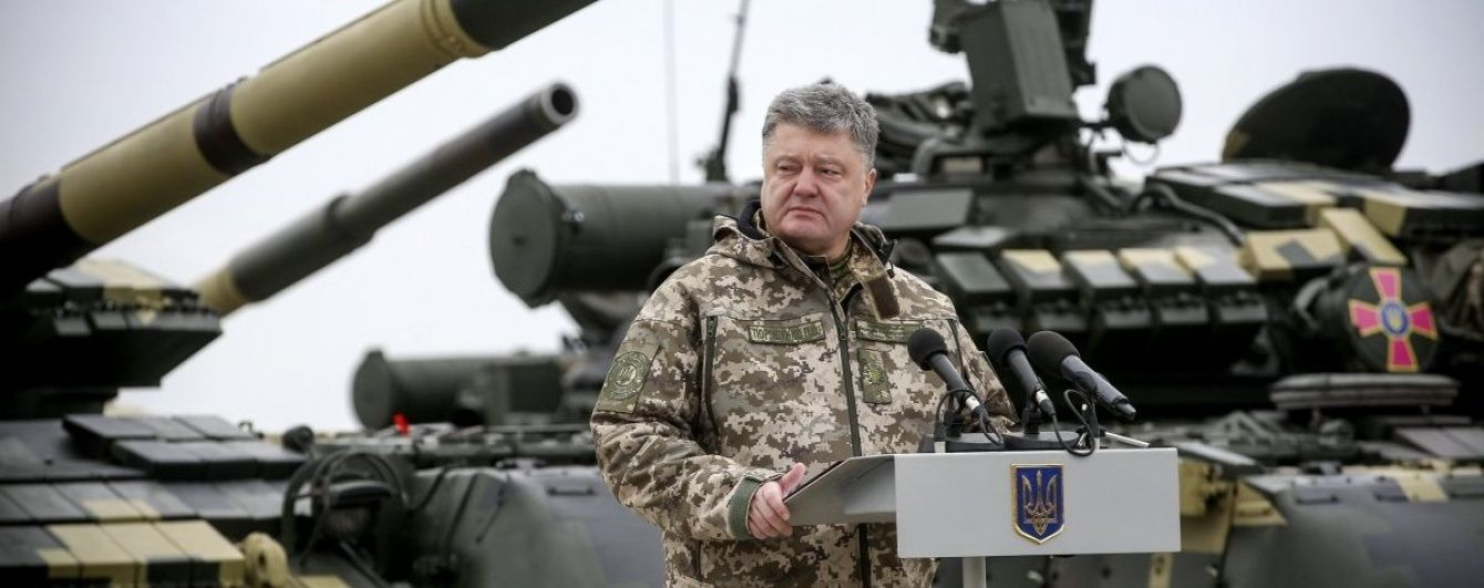 Порошенко не исключает полномасштабного вторжения России в Украину