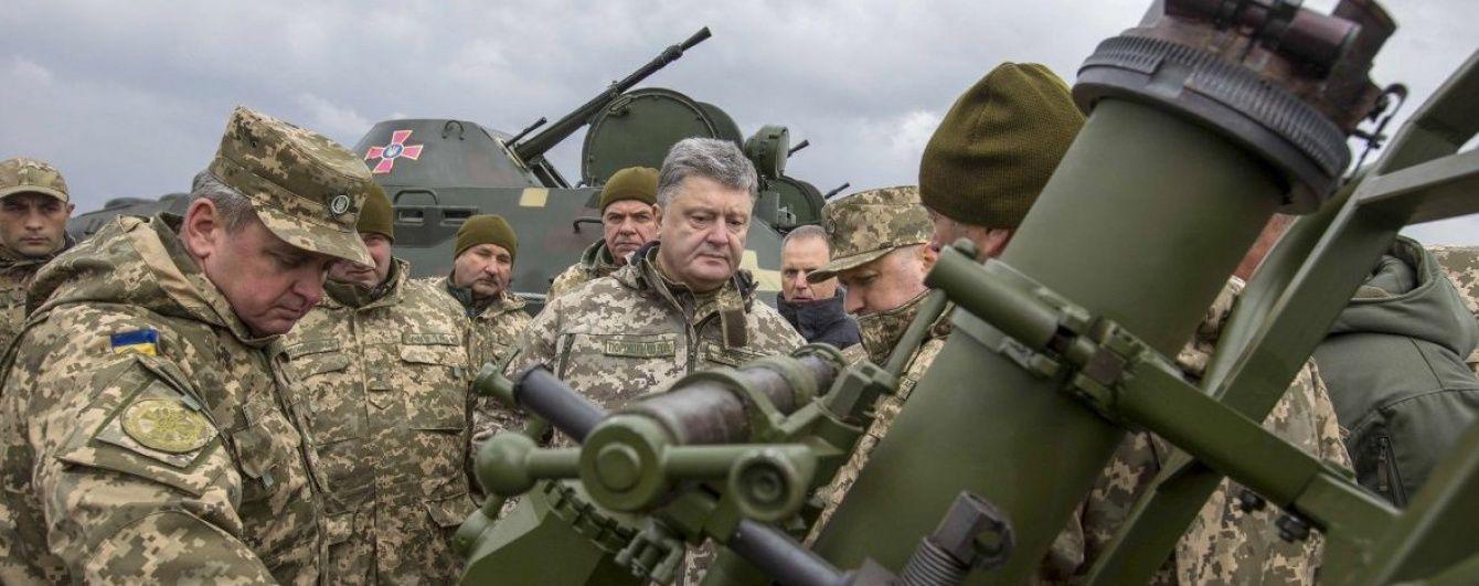 Муженко розповів, як надалі комплектуватимуть українську армію