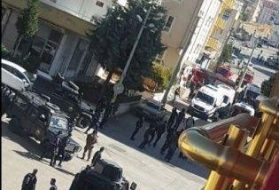 В крупном городе Турции террорист-смертник подорвал себя, чтобы не сдаваться полиции