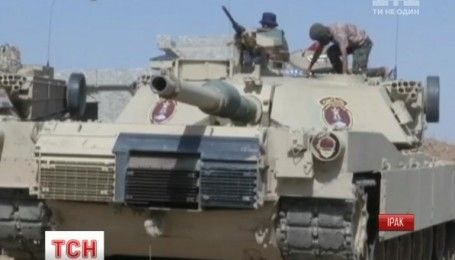 Іракська армія починає штурм Мосула