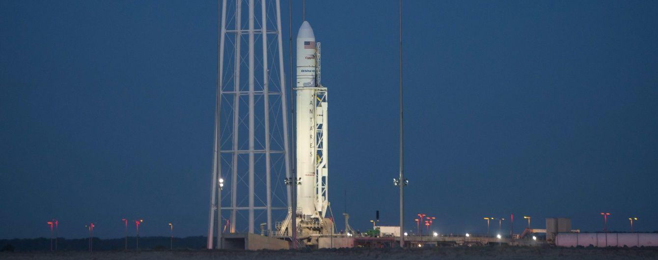"""Фальстарт """"Антареса"""". В США отложили совместный с Украиной запуск ракеты в космос"""