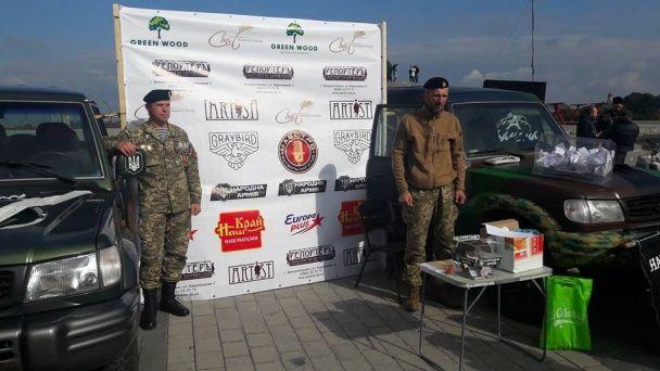 Фонд Зозули собрал средства на автомобили для бойцов АТО