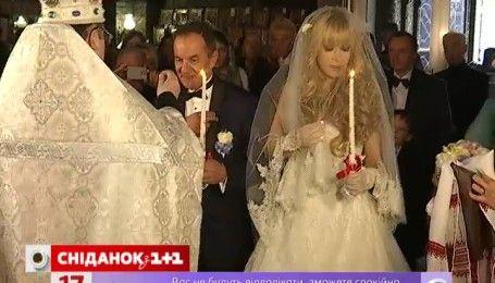 Мер Глухова Мішель Терещенко обвінчався у Володимирському соборі