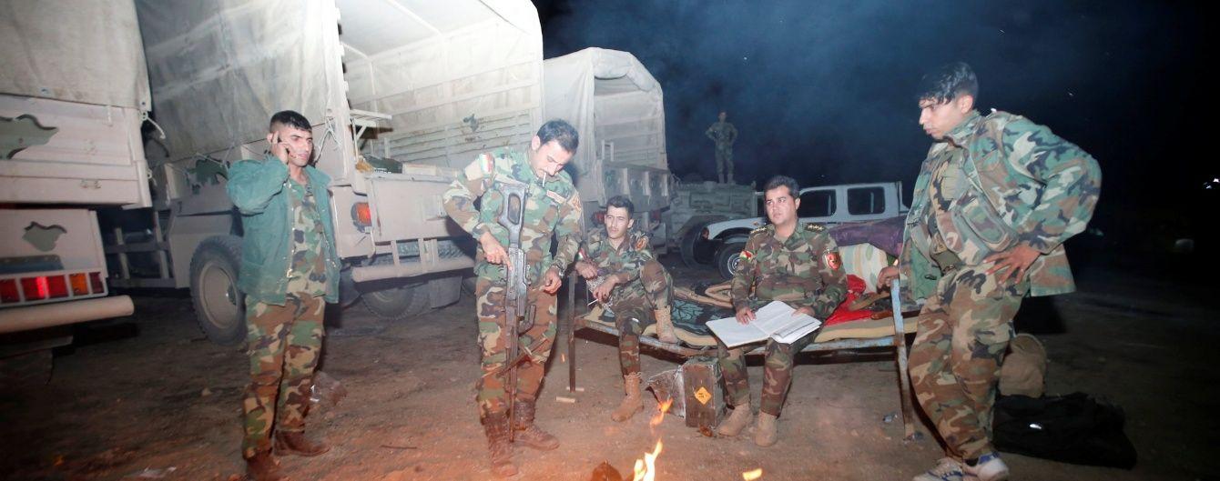Военные атаковали главный оплот ИГ в Ираке