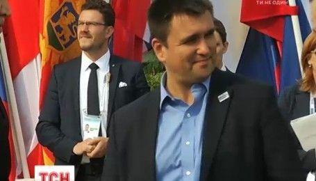 Климкин отправился с дипломатическим визитом в Люксембург и Брюссель