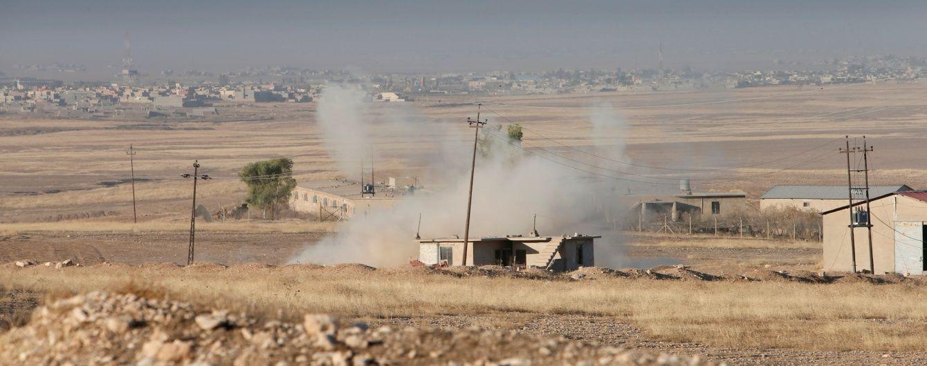 Взрывы и густой дым над городом. Онлайн-трансляция спецоперации по освобождению иракского Мосула