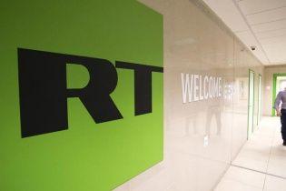 Журналистам Russia Today запретили работать в Конгрессе США