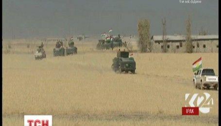 Ірак розпочав штурм останнього місцевого оплоту ісламістів – міста Мосул