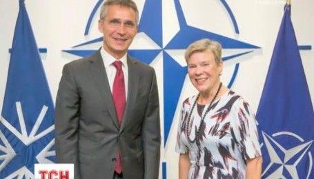 Заместителем Генсекретаря НАТО впервые стала женщина