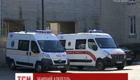 Розповсюдження сурогату: збільшилась кількість загиблих від отруйного алкоголю на Харківщині
