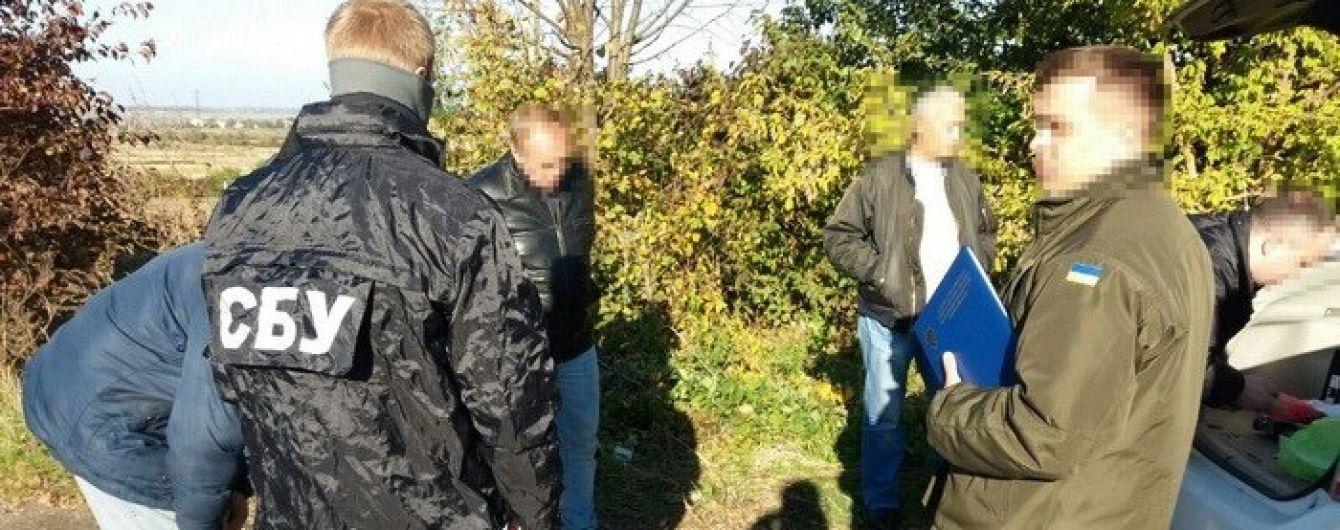 СБУ подтвердила задержание группы депутатов-взяточников