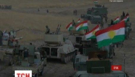 Иракская армия, курды и международная коалиция начали штурм крепости ИГИЛ