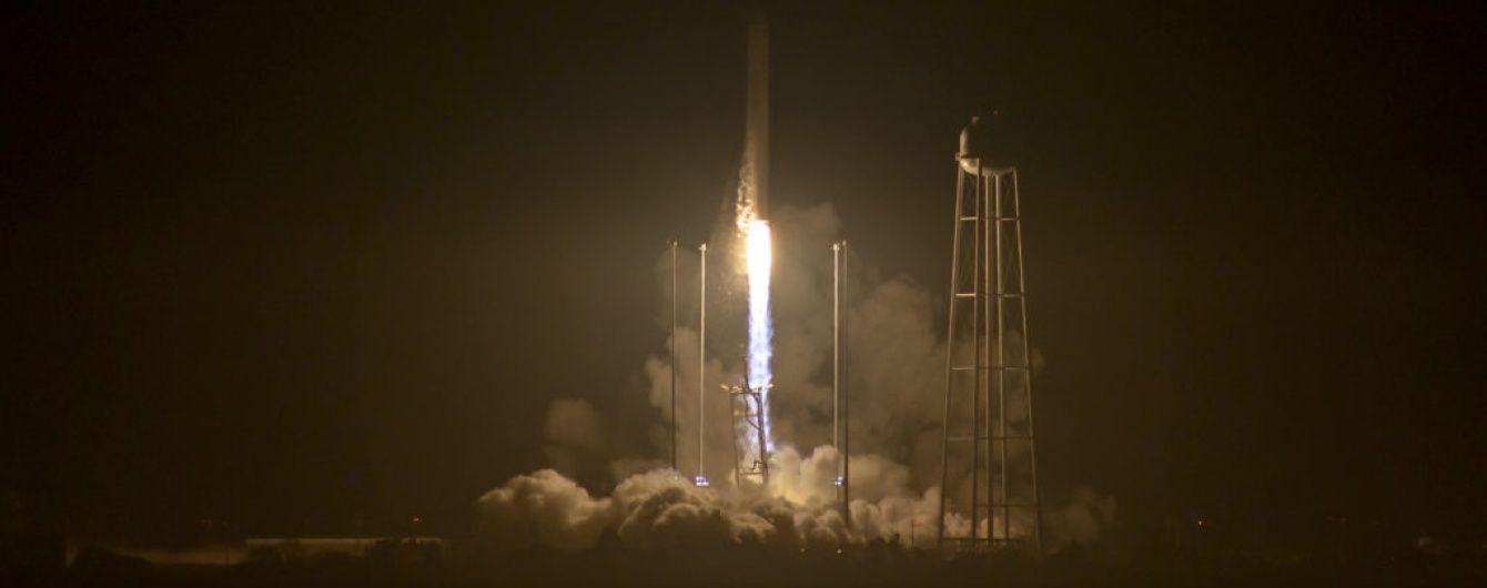 В США ракета с украинской первой ступенью успешно стартовал к МКС