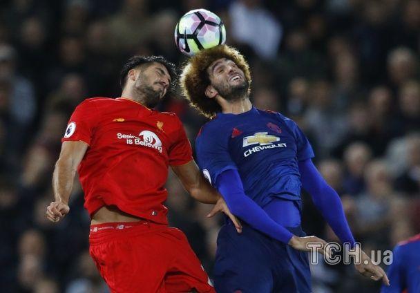 """Битва без голів. """"Ліверпуль"""" та """"Манчестер Юнайтед"""" не визначили сильнішого"""