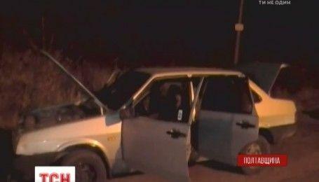 Правоохранители со стрельбой преследовали автоворов из Сум до Полтавщины