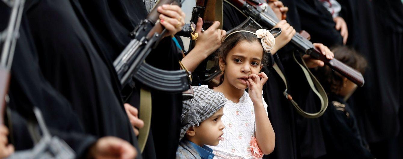 Після півроку кровопролиття в Ємені оголосили триденне перемир'я