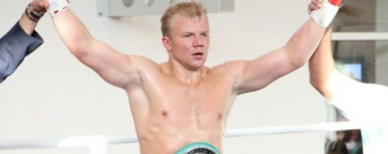 Украина может получить еще одного чемпиона мира по боксу