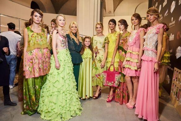Лідія Таран на Ukrainian Fashion Week_5