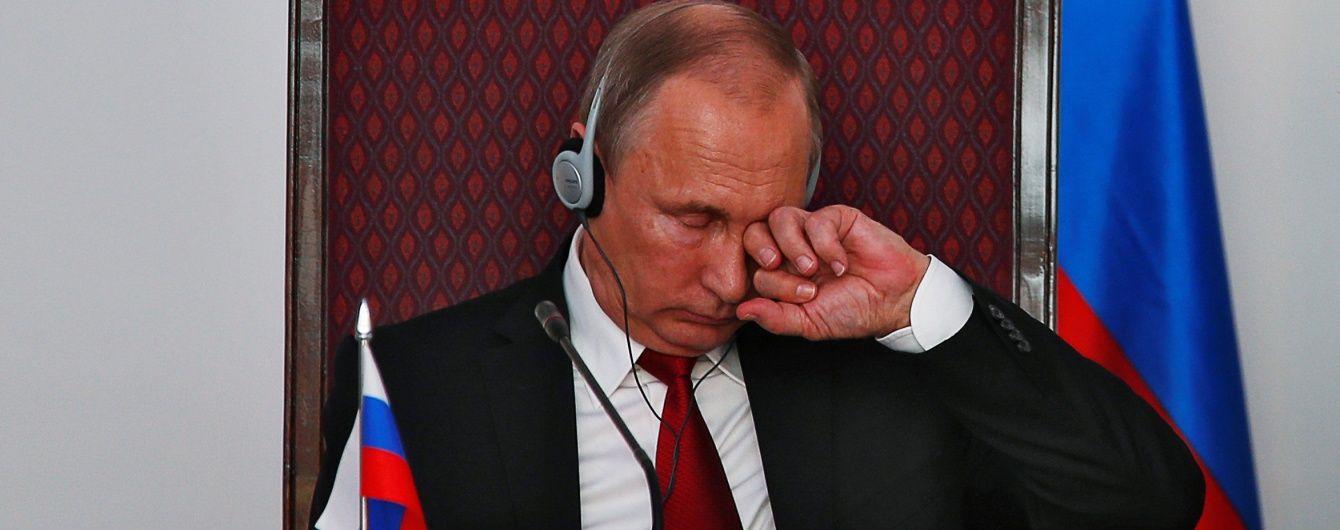 Путіна у Берліні готуються зустріти протестами