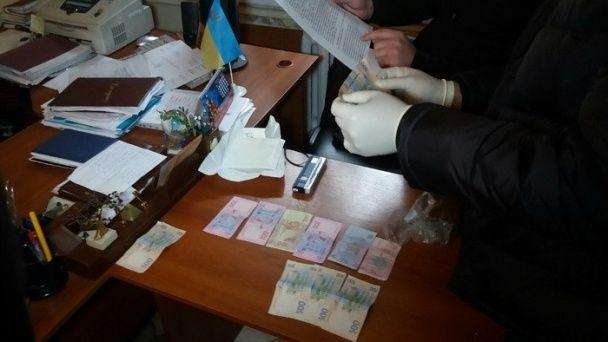На Львовщине чиновника сельхозинспекции задержали на взятке