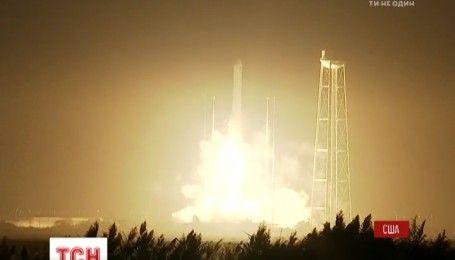 """В США провели запуск ракеты """"Антарес"""", которая частично была разработана в Украине"""