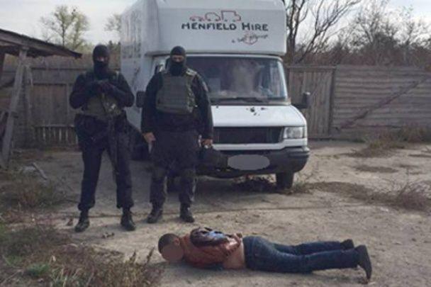 На Київщині накрили небезпечну банду, яка викрадала людей