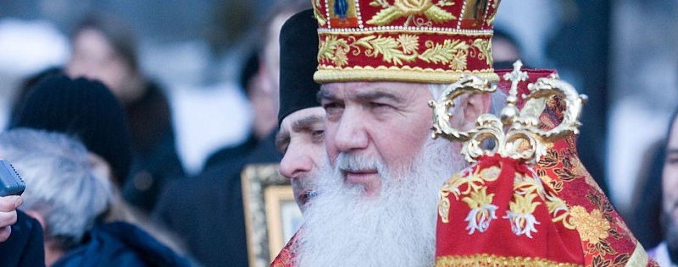 Предстоятель УАПЦ извинился перед украинцами за скандального архиепископа