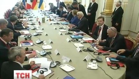 """Саммит """"Нормандской четверки"""" состоится сегодня вечером в Берлине"""