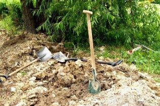 У Харкові на подвір'ї будинку знайшли людські кістки
