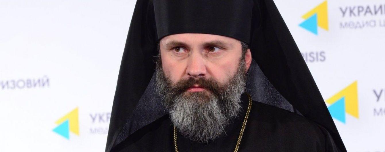 Российские оккупанты задержали архиепископа УПЦ КП на границе Крыма