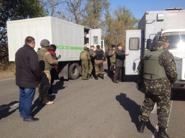 """Боевики из """"ДНР"""" передали Украине еще 23 осужденных"""