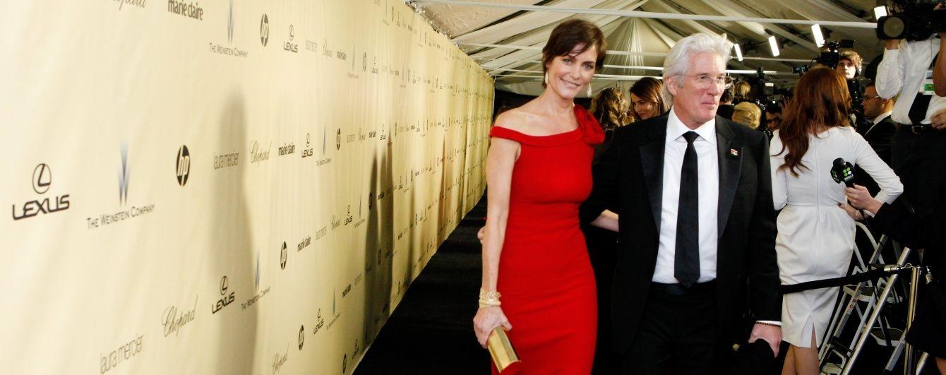 Ще один холостяк: Річард Гір розлучився із дружиною-моделлю