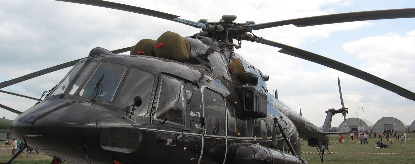 В Узбекистані розбився військовий вертоліт із 9 людьми