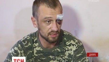 У Дніпрі через зауваження щодо показу російських телеканалів побили відвідувачів