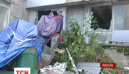 В одному з офісних центрів Миколаєва стався вибух, є постраждалі