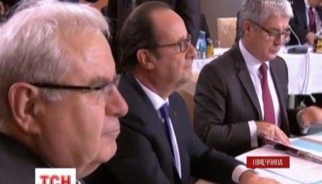 """Лидеры """"нормандской четверки"""" договорились создать новый документ для достижения мира на Донбассе"""