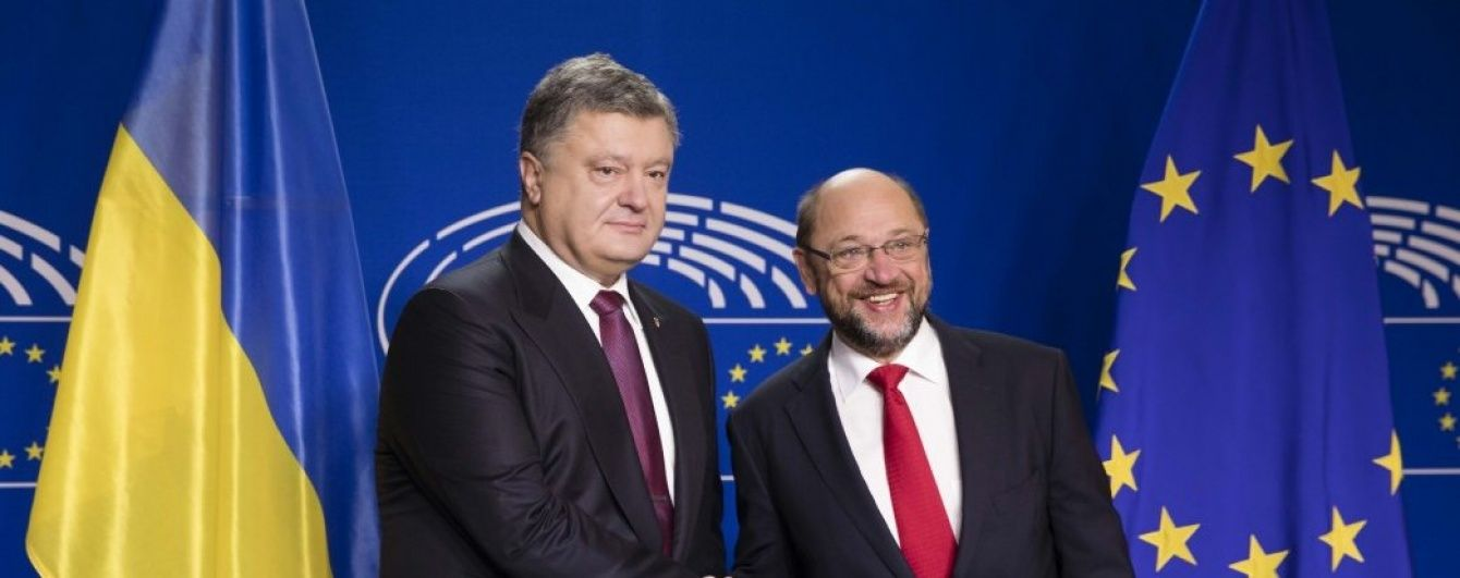 У Європарламенті є стабільна більшість для введення безвізу з Україною - Шульц