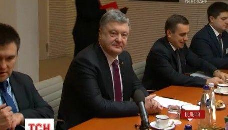 Петр Порошенко посетит штаб-квартиру НАТО после встречи Европейской народной партии