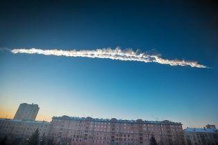 В Британии прохожий снял на видео метеорит, который на огромной скорости пронесся по небу и упал