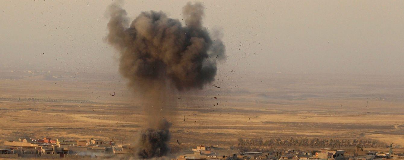 В Іраку в ході битви за Мосул загинув перший американський військовий