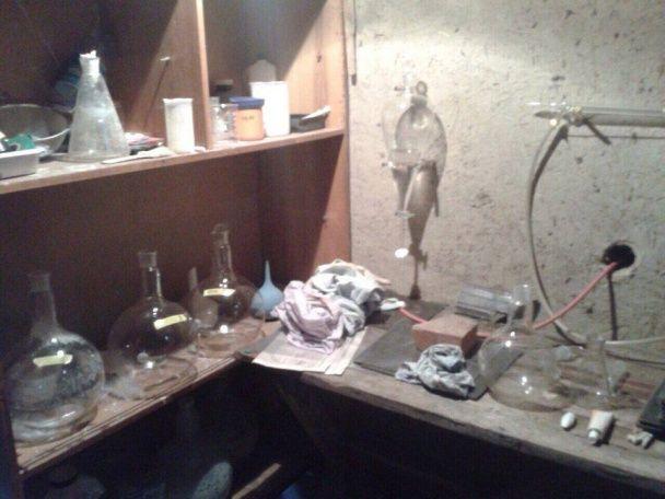 На Черкащині викрили потужну нарколабораторію