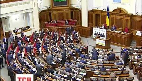 ВР Украины в ожидании синхронизации с Сеймом Польши и Сеймасом Литвы