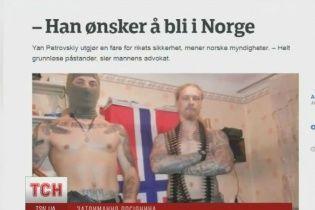 Норвегія депортує затриманого російського неонациста, який воював на Донбасі