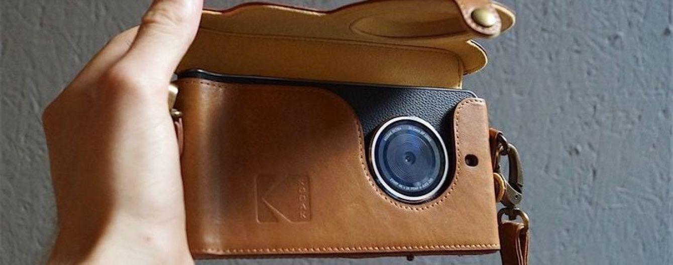 Kodak випустила смартфон з неймовірно потужною камерою